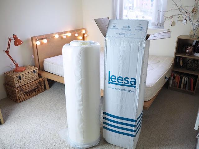 Leesa mattress review