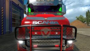 Scania T Illegal truck mod 1.1