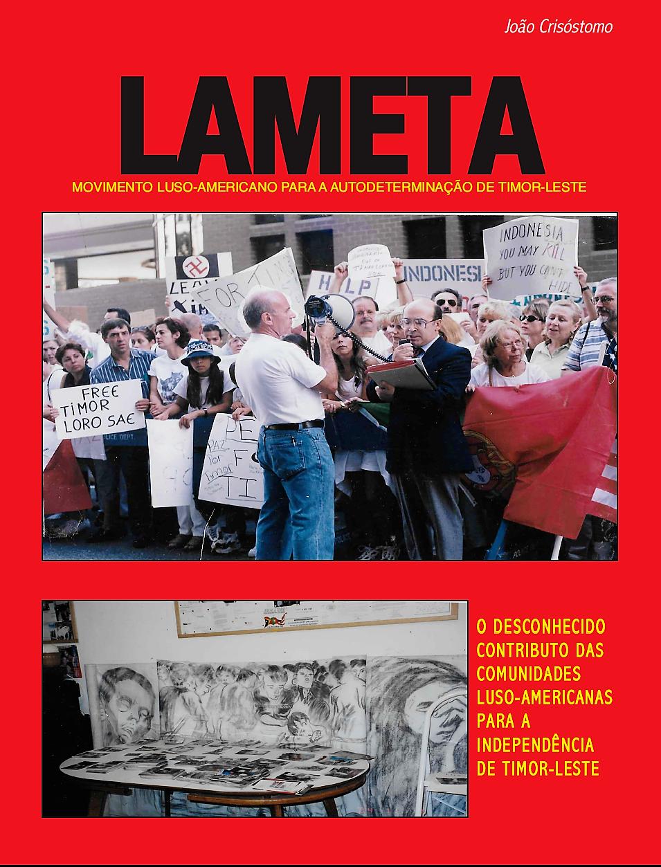 Extratos do livro de João Crisóstomo - LAMETA - Movimento Luso-Americano  para a Autodeterminação de Timor-Leste 83270d95f4b