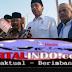 Atas Adanya Dugaan Kampanye Terselubung, Jokowi Dilaporkan Ke Bawaslu