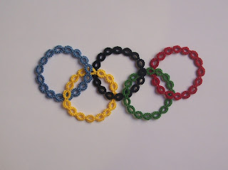 The Olympic rings - Gli Anelli olimpici