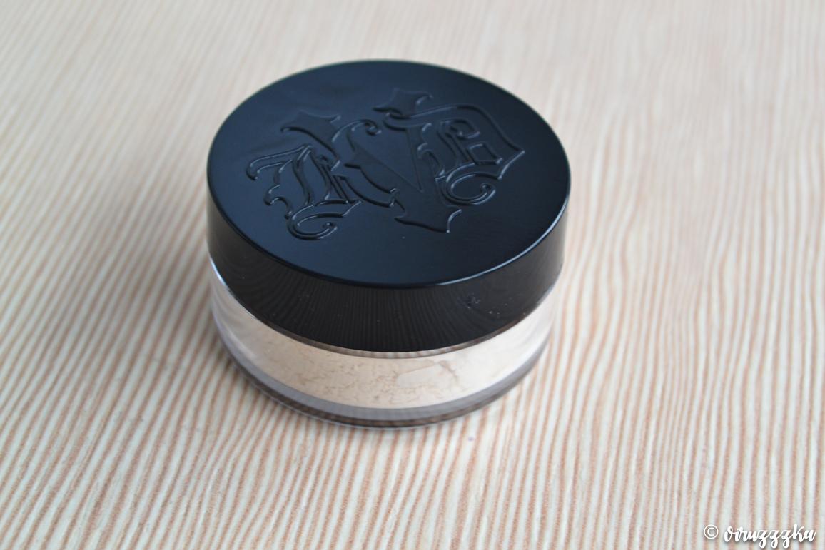 KVD VEGAN BEAUTY Lock-It Setting Powder Translucent