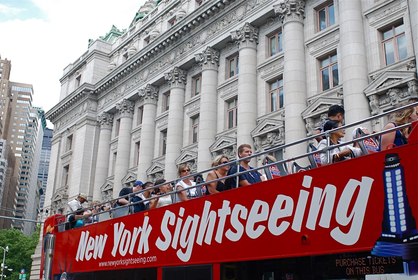 The Ride - Interactive New York Sightseeing Experience