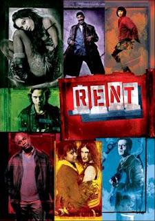 Rent (2005) Drama con Rosario Dawson