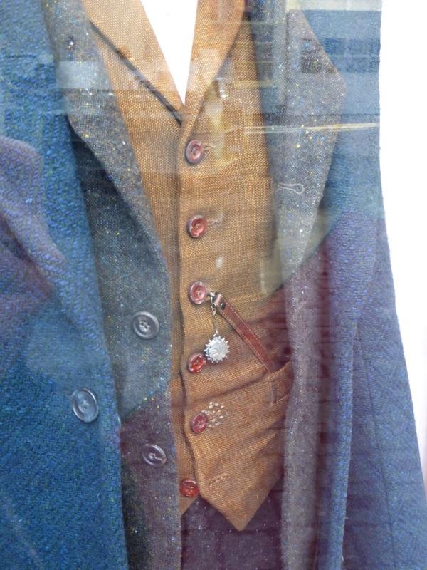 Newt Scamander Fantastic Beasts waistcoat