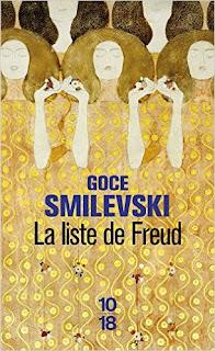 La liste de Freud – Goce Smilevski