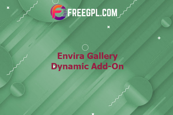 Envira Gallery Dynamic Add-On Nulled Download Free
