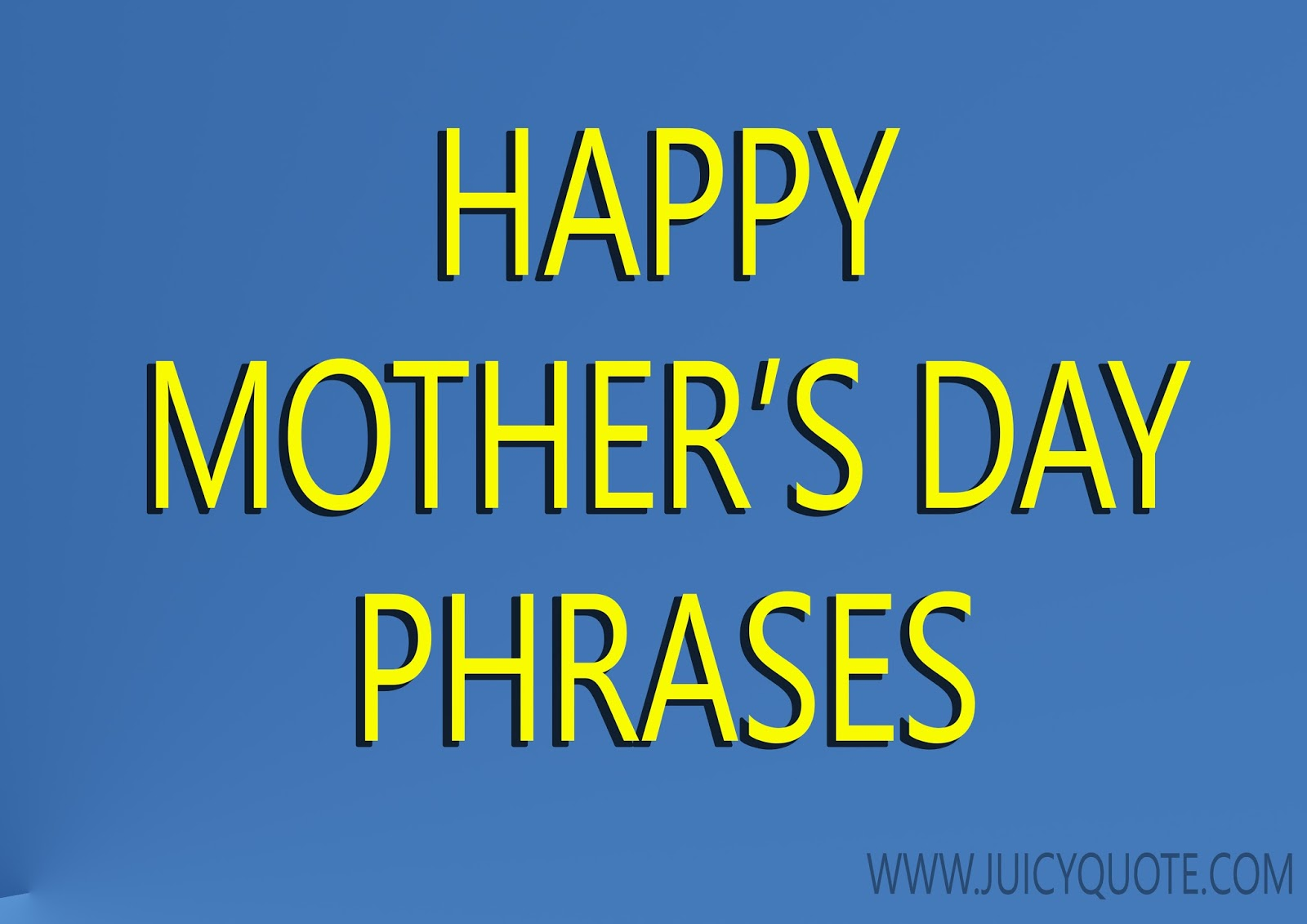 Happy Mothers Day Wishes Messages And Greetings Juicy Quote