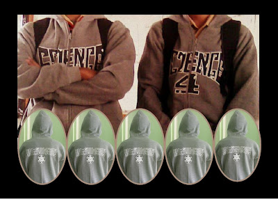 Hoodie (Sweater Kupluk) Science 4 (IPA 4) SMUN 8 BOGOR