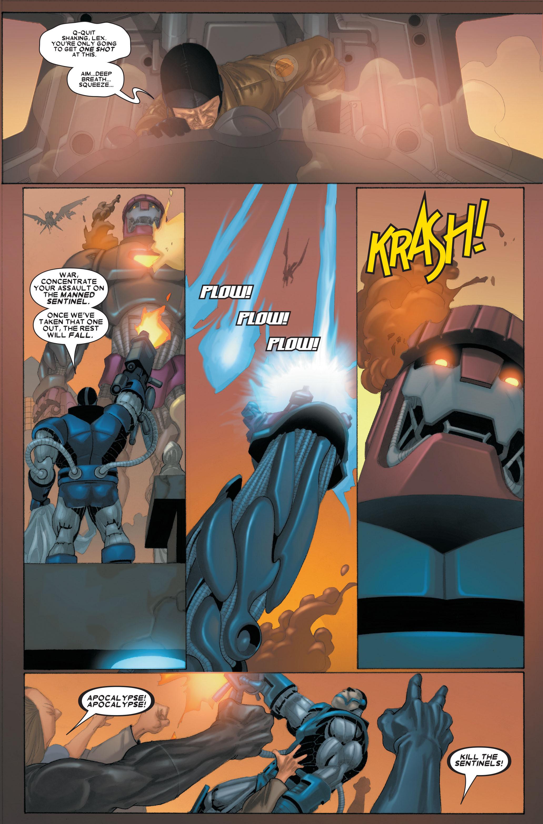 X-Men (1991) 183 Page 15