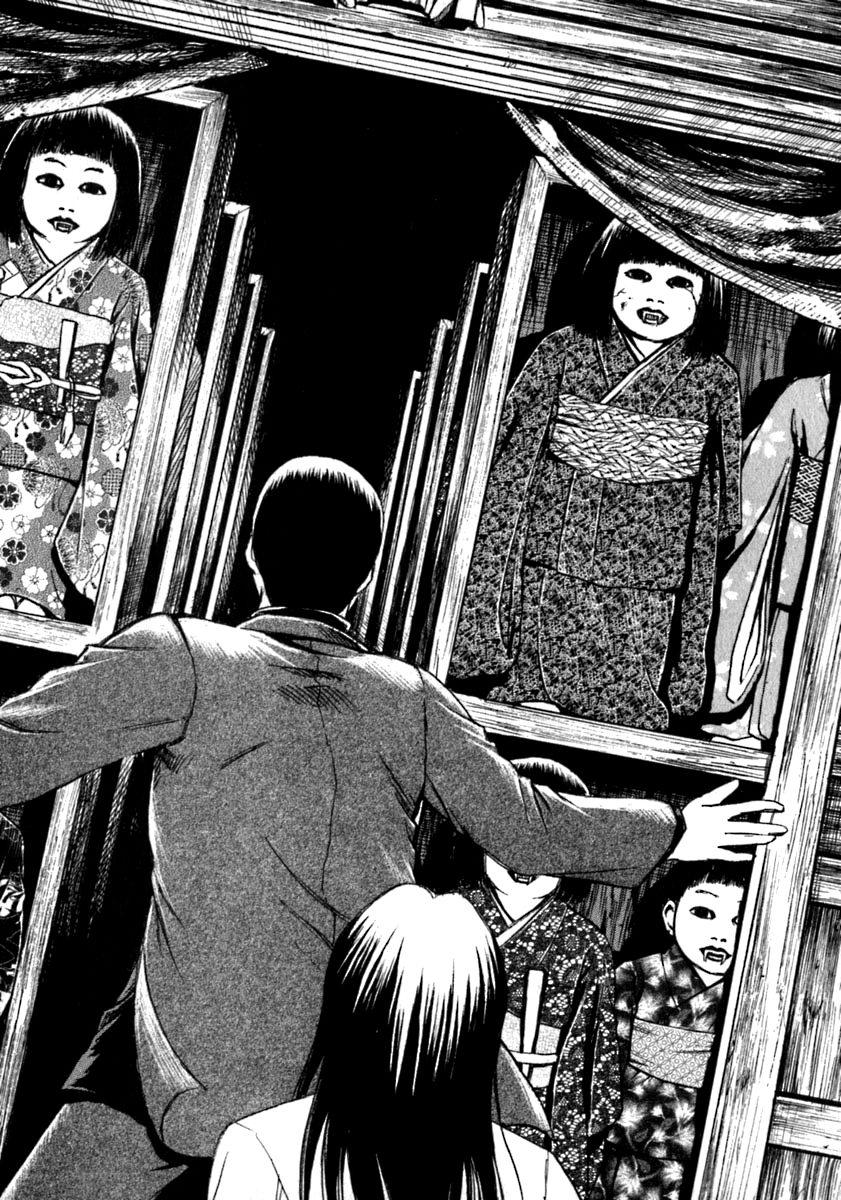 Higanjima chapter 39 trang 12