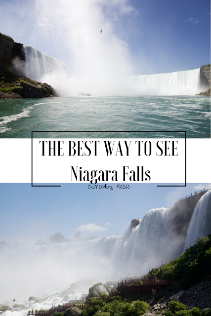 The Best Way to See Niagara Falls