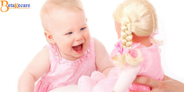 Sociability of the Baby of First Month