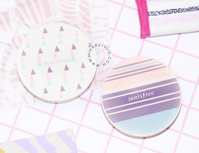 REVIEW Innisfree Long Wear Cushion
