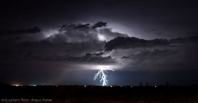 Έκτακτο δελτίο επιδείνωσης καιρού: Έρχονται χαλάζι, καταιγίδες και θυελλώδεις άνεμοι