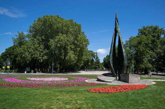 Monumento del Millenario-Isola Margherita-Budapest