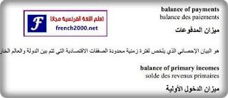 حمل قاموس المصطلحات المالية باللغة الفرنسية والعربية والإنجليزية