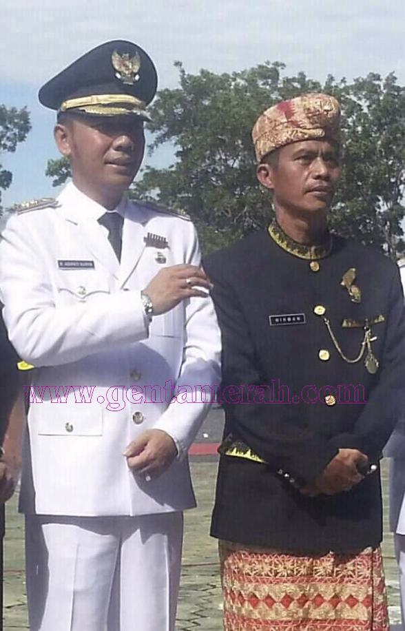 Ketua DPRD Way Kanan Dukung Penerapan Sanksi Pejabat Bolos Kerja