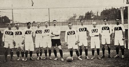 Selección de fútbol de Alemania 1912