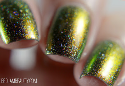 Vapid Lacquer Magellanic Cloud XXX | Cosmos Collection • Part Two