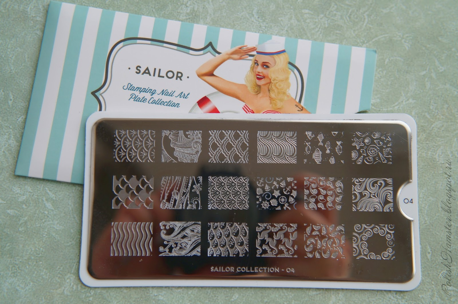 MoYou London Sailor Collection 04