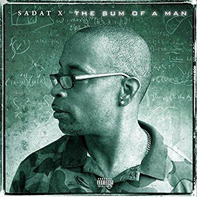 Sadat X & Diamond D - The Sum of a Man - Album Download, Itunes Cover, Official Cover, Album CD Cover Art, Tracklist
