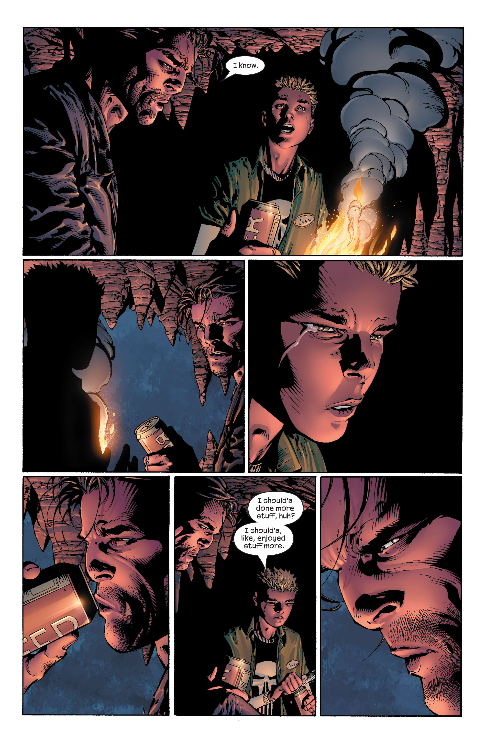 Read online Ultimate X-Men comic -  Issue #41 - 18