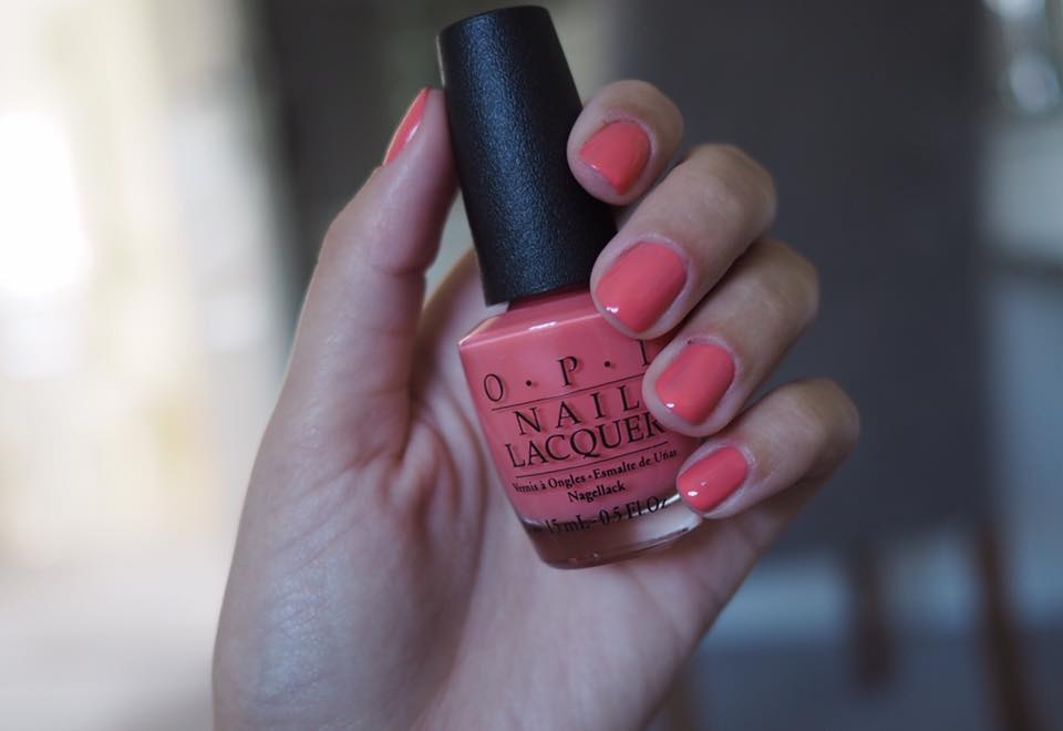 OPI California Dreaming - Time For A Napa