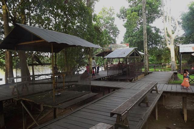 Daya Tarik Taman Wisata Kumkum Kalimantan Tengah
