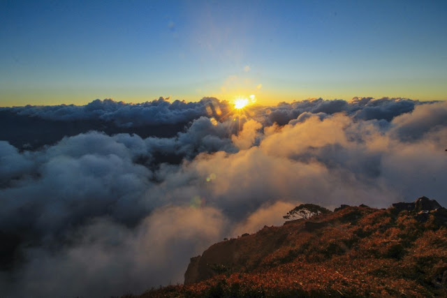Climb Mount Bulusaraung, a New Experience Presented by South Sulawesi Tourism