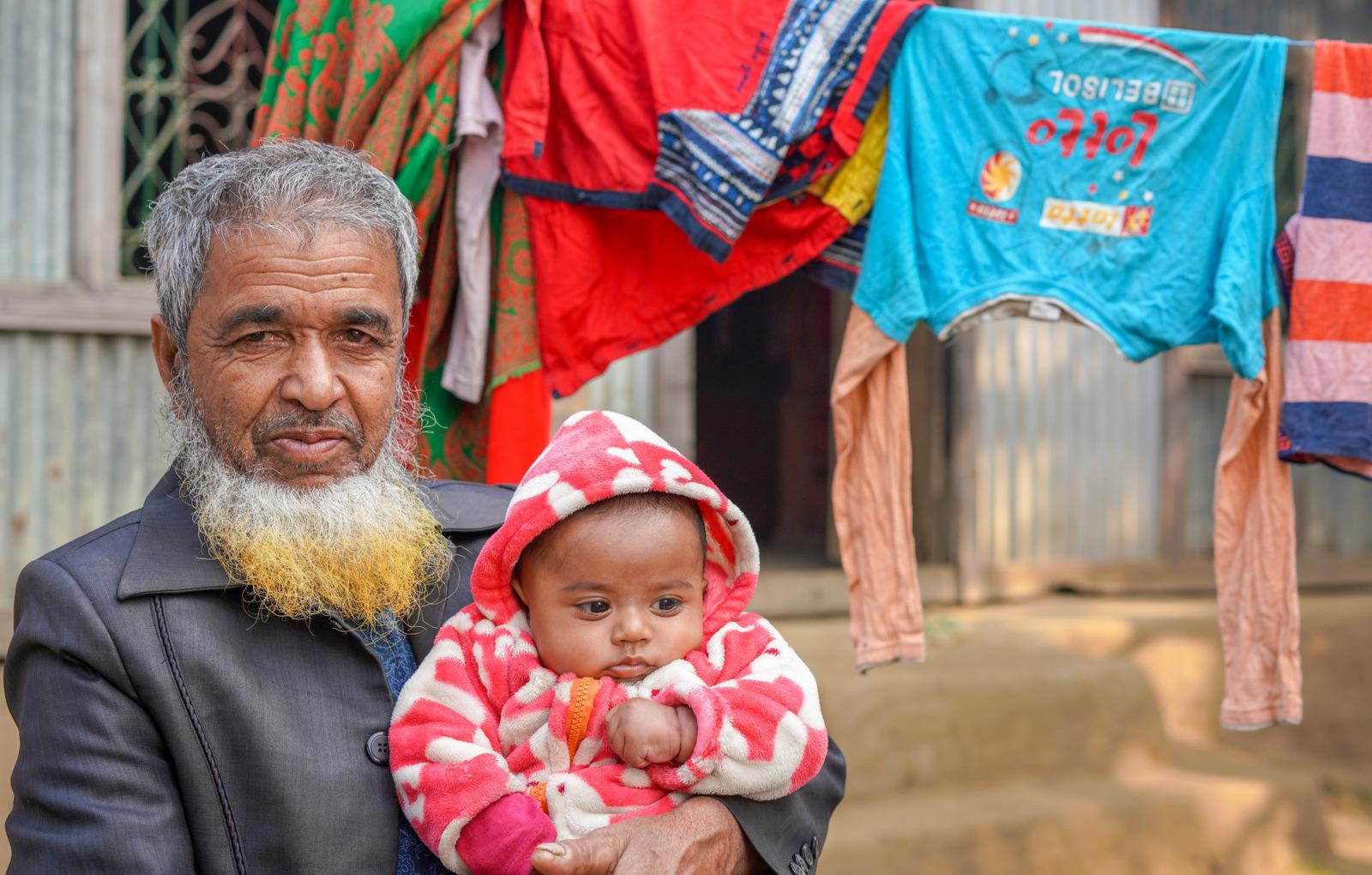 Village Life, Bangladesh