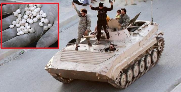 CAPTAGON: Τελικά  τι είναι το «χάπι των τζιχαντιστών» που βρέθηκε σε τεράστια ποσότητα στον Πειραιά