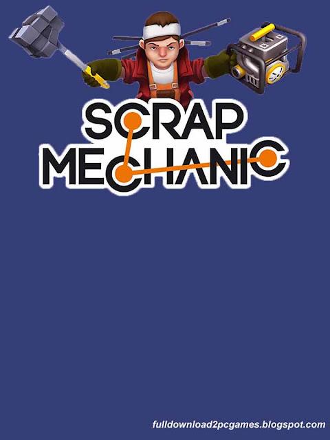 Scrap Mechanic Pc