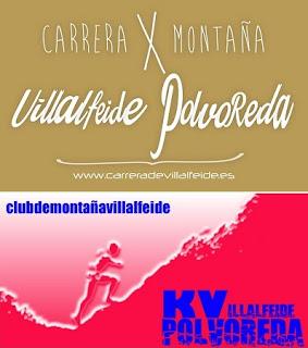 carrera montaña villalfeide