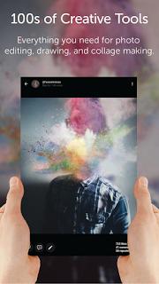 PicsArt Photo Studio Mod (Premium) APK v9.11.1