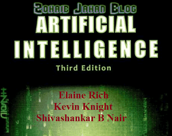 Artificial Intelligence by Elaine, Kevin and Shivashankar