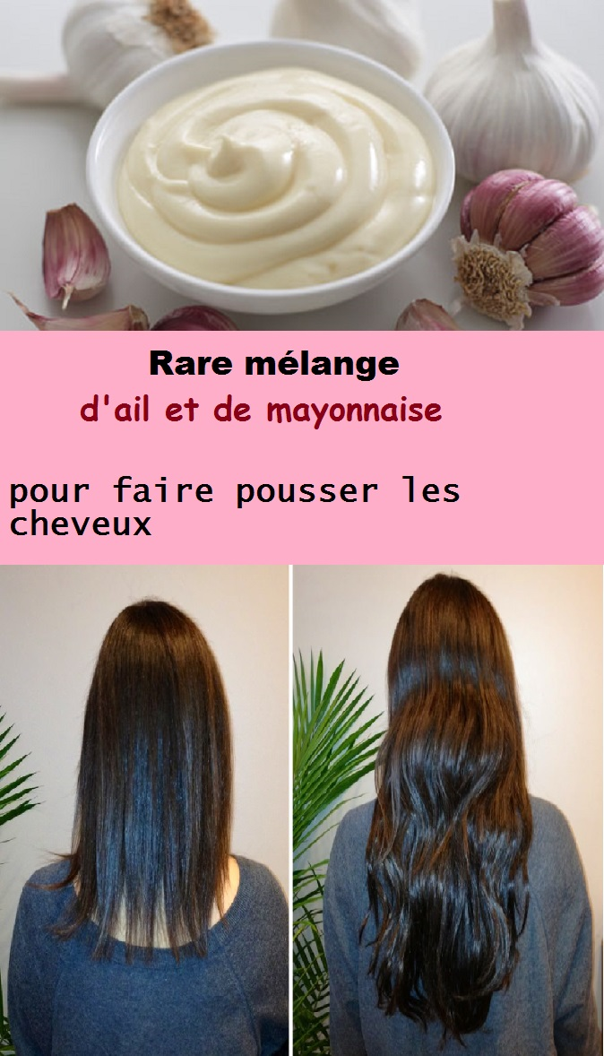 soin cheveux mayonnaise