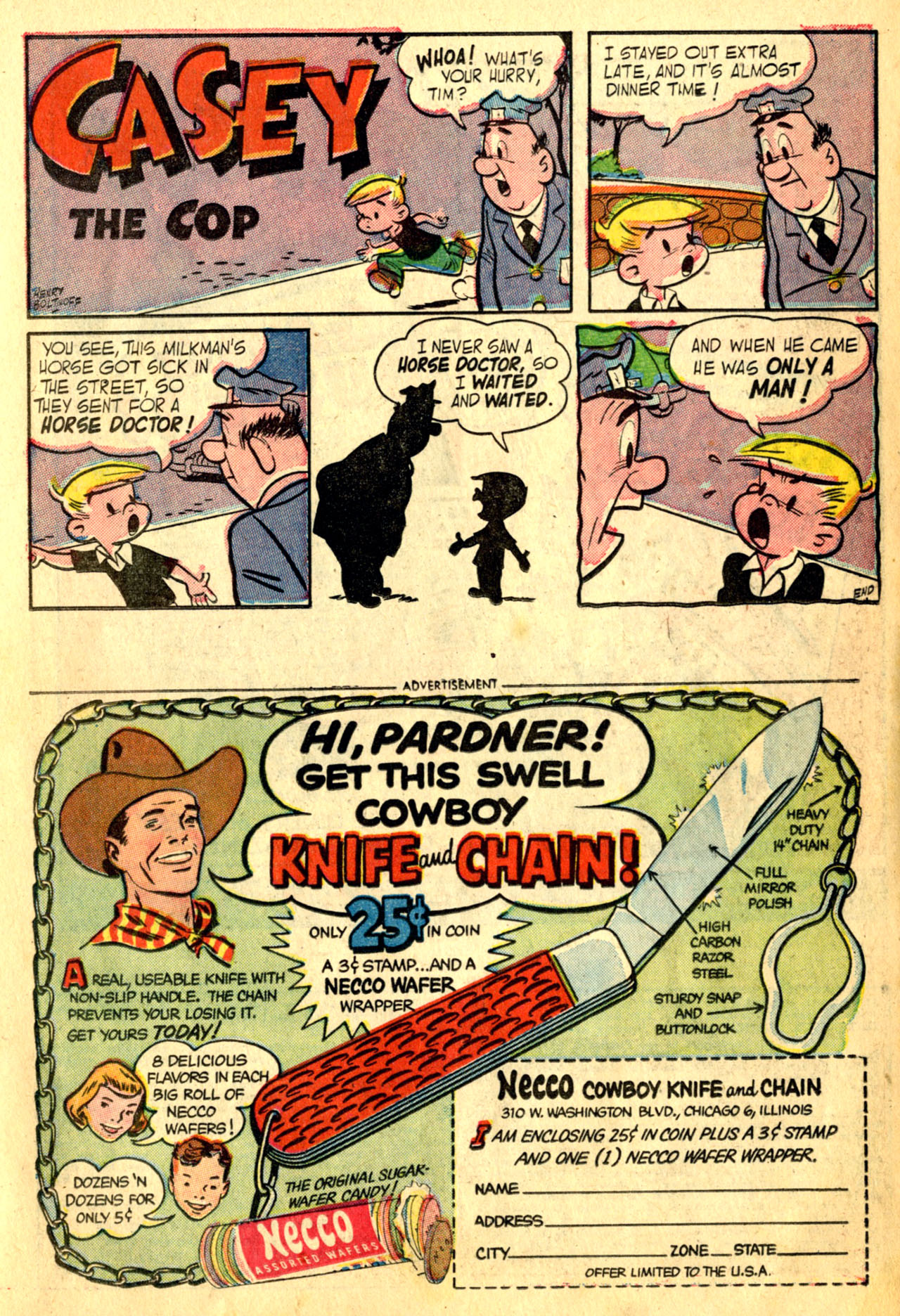 Detective Comics (1937) 192 Page 14
