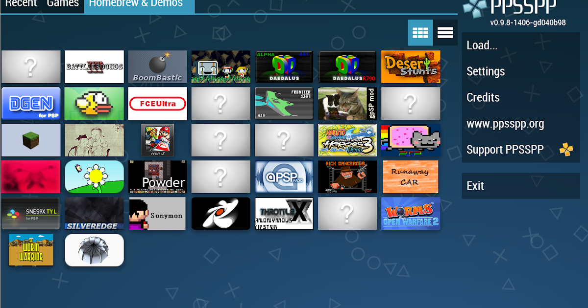 New Psp Games Ppsspp Gold For Android Apk Download 5