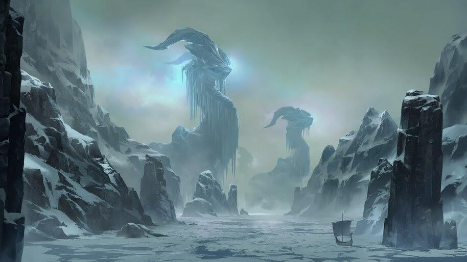 They Who Endure, Legends of Runeterra, 4K, #3.1844
