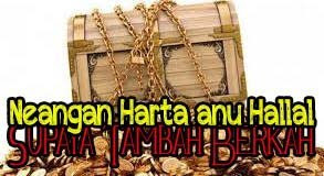 Artikel sunda - Islam teu ngalarang urang jadi kaya!