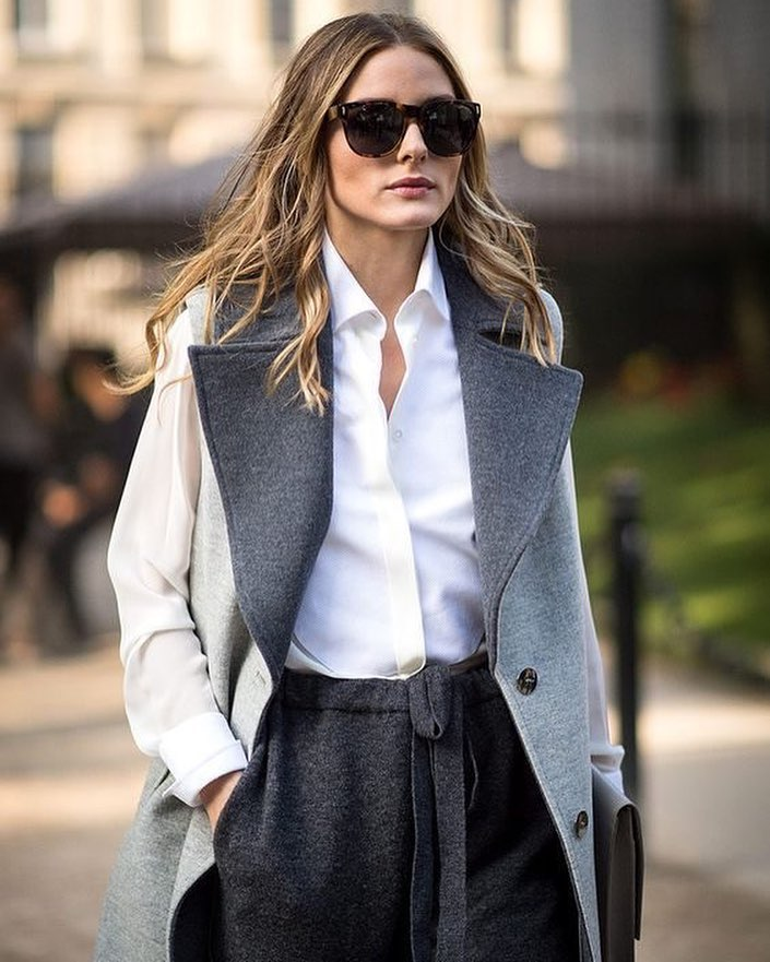 A Crisp White Shirt is Every Girl's Closet Essential — Olivia Palermo Style