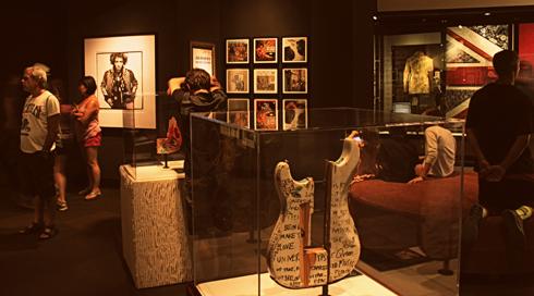 jimi hendrix emp museum in seattle editing luke. Black Bedroom Furniture Sets. Home Design Ideas