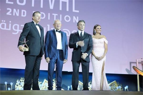 تكريم خاص لـ سيلفستر ستالون بمهرجان الجونة السينمائي وثماني جوائز عربية