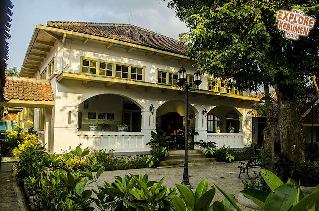 Roemah/Rumah Martha Tilaar Gombong Kebumen