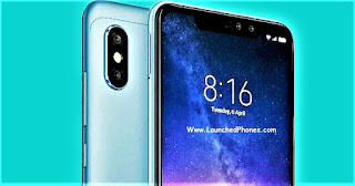 This Latest Xiaomi Mobile outcry upward is launched amongst the Artificial Intelligence back upward Xiaomi Redmi Note half-dozen Pro is official now