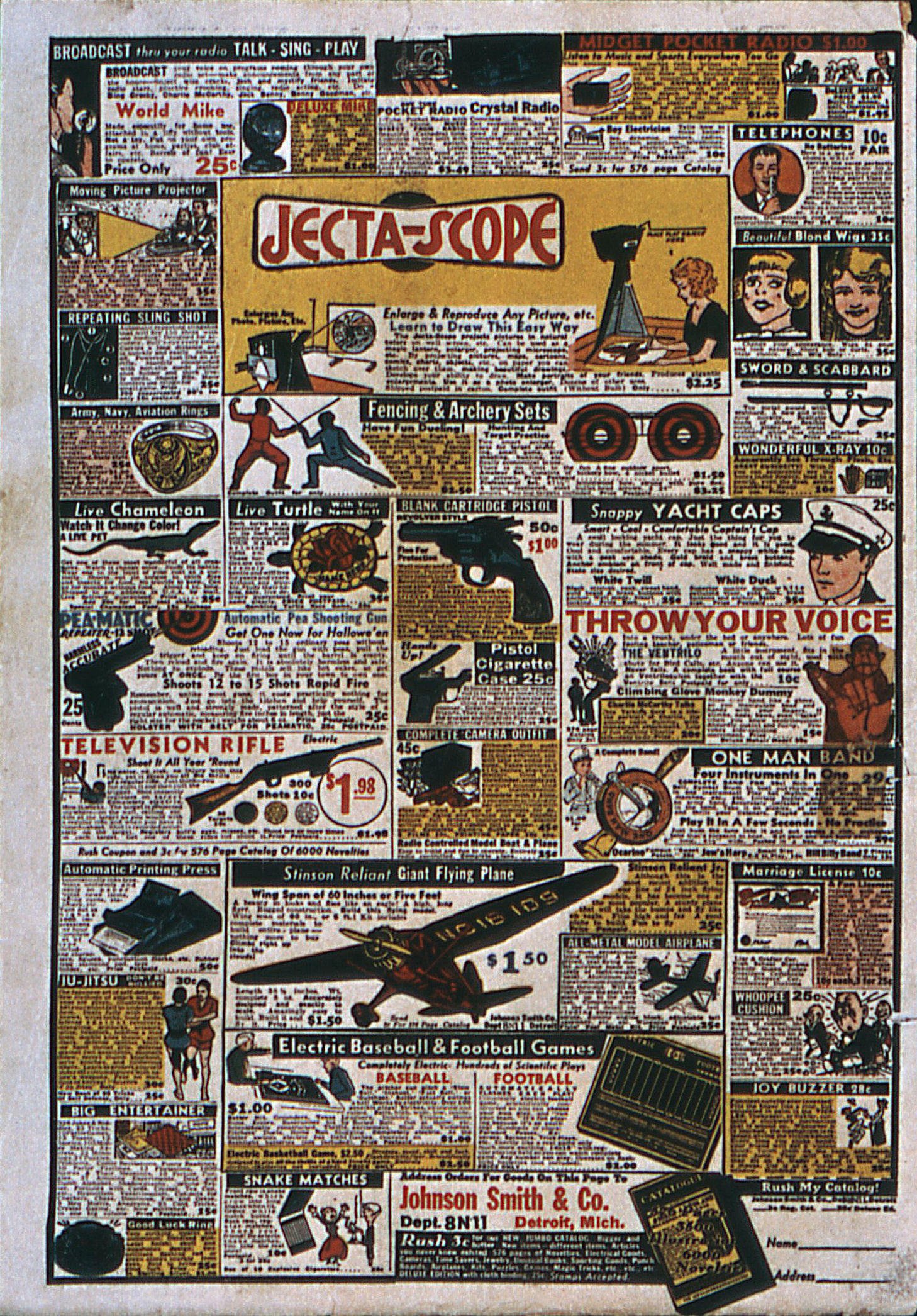 Read online Action Comics (1938) comic -  Issue #6 - 68