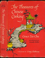 chinese, vintage, cookbook, The Pleasures of Chinese Cooking