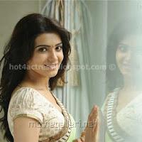 Samantha latest saree
