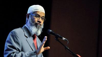 Utamakan Non-Muslim, Ceramah Zakir Naik Jadi Ajang Bersyahadat